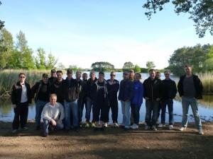 Teambuilding Cementa Underhåll 2013
