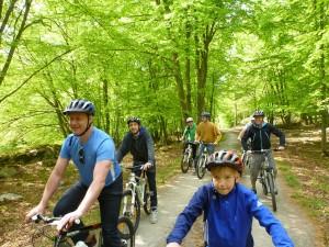 Cykelsafari vid Eriksberg Vilt o Natur