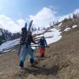 """I april 2017 besteg vi """"treriksröset"""" mellan Frankrike, Italien och Schweiz Les Dolent, 3856m. Bestigningen började från den Schweiziska sidan där vi började i den lilla orten La Foluy. Därefter […]"""