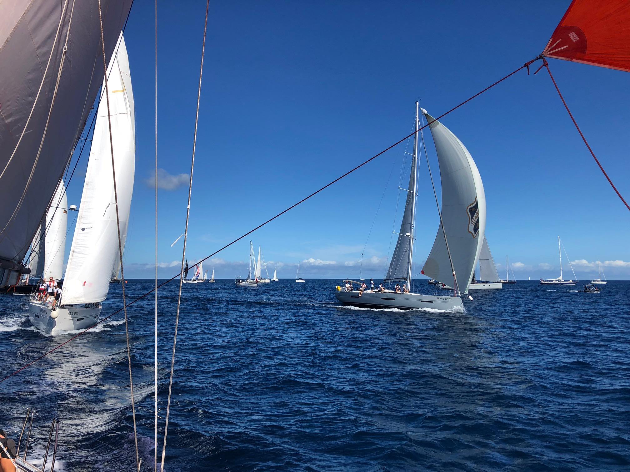Kappseglingstävling över Atlanten 2022