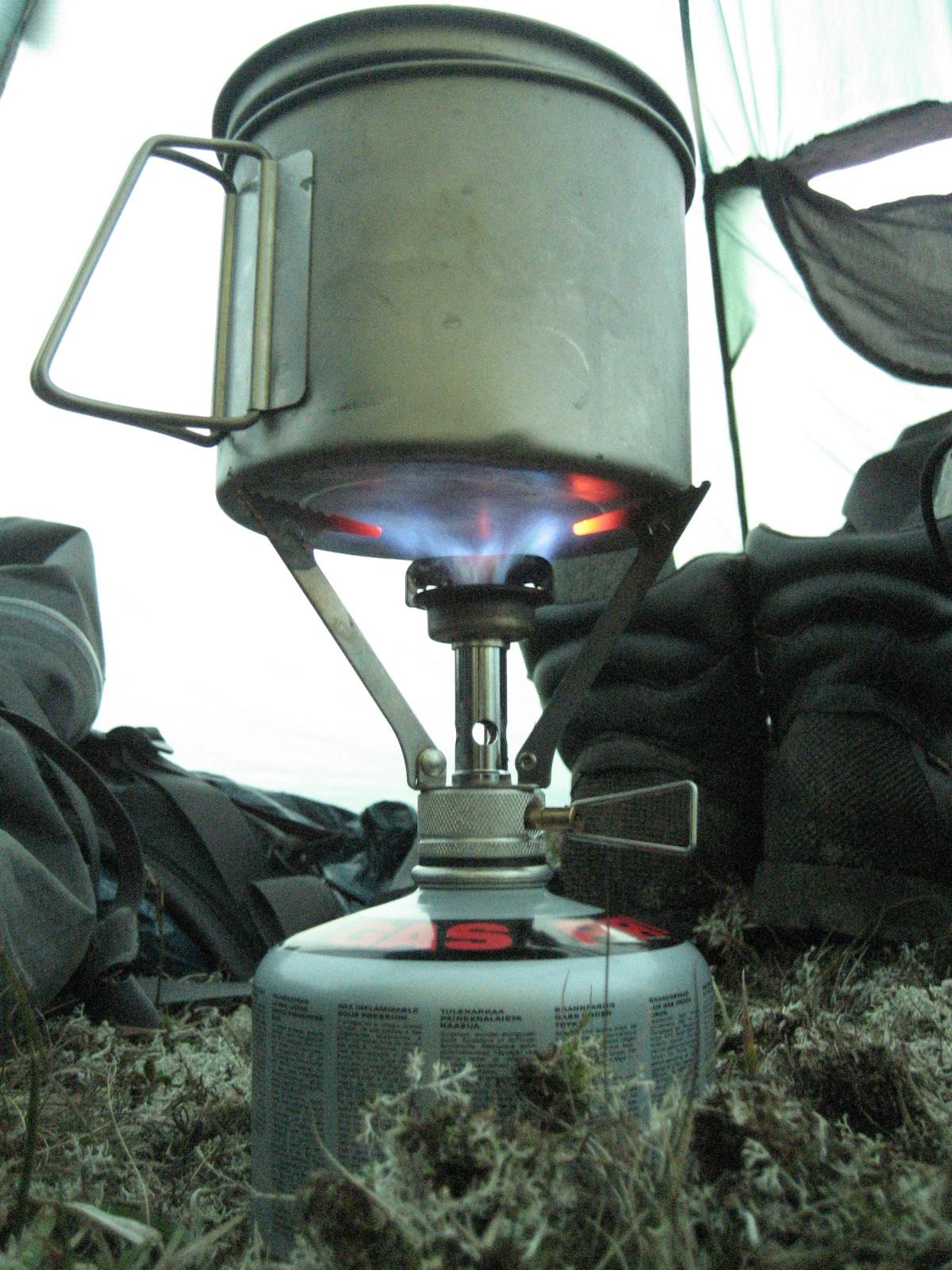 Uthyrning av friluftsutrustning för sommar och vinter
