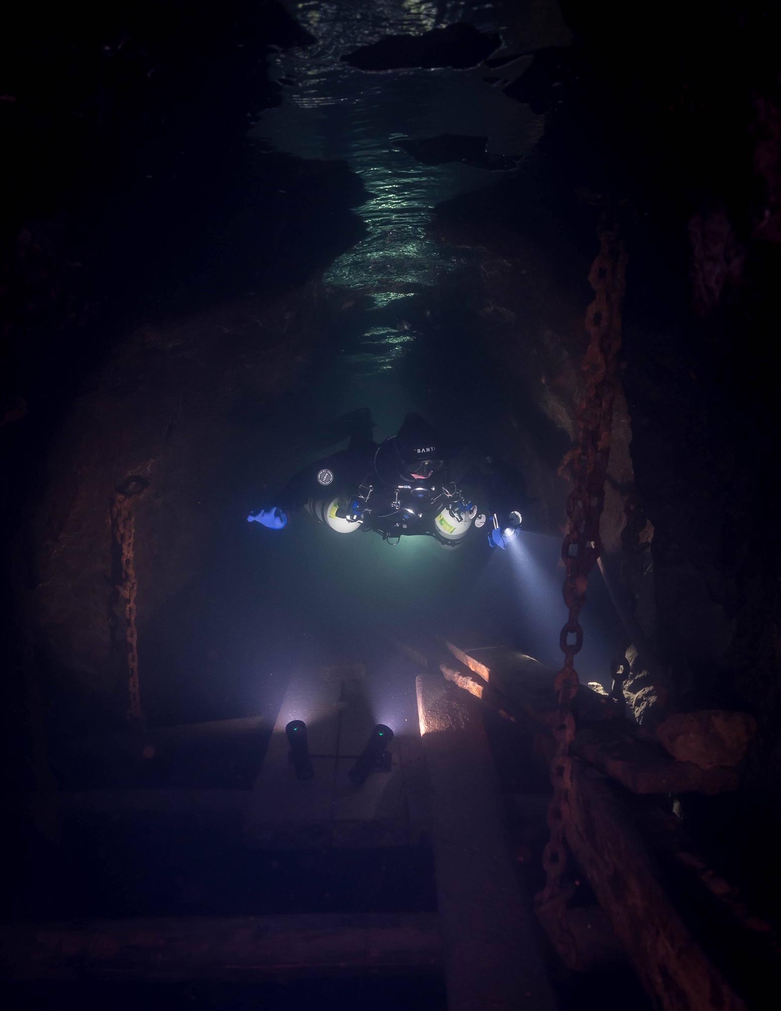 Dykning och upplevelser under ytan